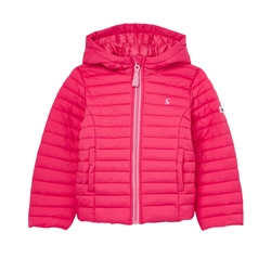 Joules Girls Kinnaird Jacket - Pink