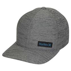 Hurley Dri-FIT Marwick Elite Cap - Dark Smoke Grey
