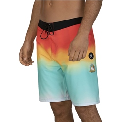 "Hurley Matsumoto Hawaii 20"" Boardshorts - Bright Crimson"