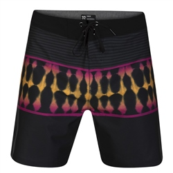 "Hurley Phantom Resist 18"" Boardshorts - Black"