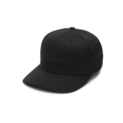 Volcom Euro Fit Cap - Black