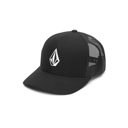 Volcom Full Stone Trucker Cap - New Black