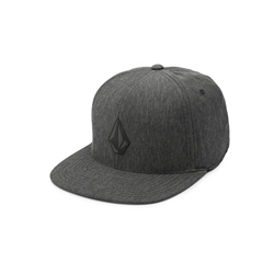 Volcom Stone Tech Cap - Charcoal Heather