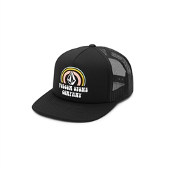 Volcom Im Not Shore Trucker Cap - Black