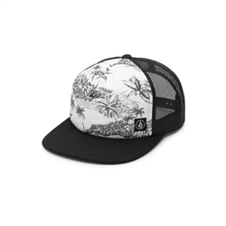 Volcom Im Not Shore Trucker Cap - White
