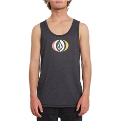 Volcom Vast Vest - Heather Black