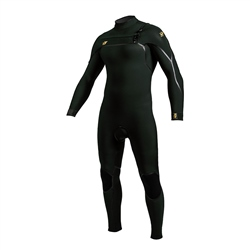 O'Neill Psycho One 3mm Chest Zip Wetsuit - Dark Olive