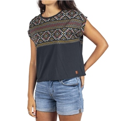 Passenger Peyto Top - Charcoal
