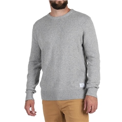 Passenger Pourri Jumper - Flecked Grey