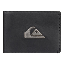 Quiksilver Miss Dollar 2 Leather Wallet - Black