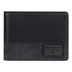 Quiksilver Native Country II Wallet - Black
