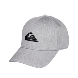 Quiksilver Decades Cap - Light Grey Heather