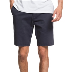 Quiksilver Everyday Chino Light Walkshorts - Blue Nights