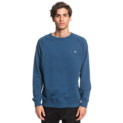 Quiksilver Everyday Sweatshirt - Majolica Blue