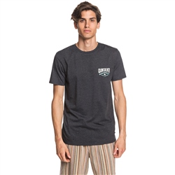 Quiksilver Cloud T-Shirt - Charcoal Heather
