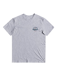 Quiksilver Energy Project T-Shirt - Micro Chip Heather