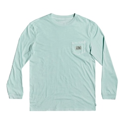 Quiksilver Sub Mission T-Shirt - Beach Glass