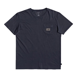 Quiksilver Sub Mission T-Shirt - Blue Nights