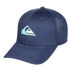 Quiksilver Boys Decades Cap - Majolica Blue