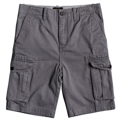 Quiksilver Boys Crucial Battle Walkshorts - Quiet Shade