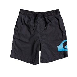 "Quiksilver Dredge 15"" Volley Shorts - Iron Gate"