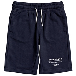Quiksilver Easy Day Jogger Shorts - Navy Blazer