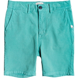 Quiksilver Krandy Chino Walkshorts - Sea Blue