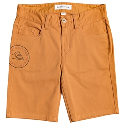 Quiksilver Pebbly Walkshorts - Apricot Buff