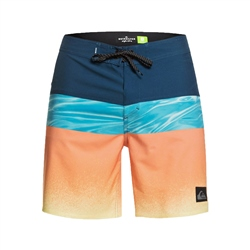 Quiksilver Highline Hold Down Boardshorts - Majolica Blue