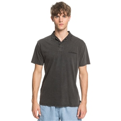 Quiksilver Acid Sun Polo Shirt - Black