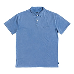 Quiksilver Acid Sun Polo Shirt - Stone Wash