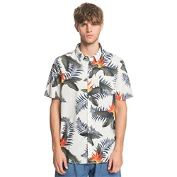 Quiksilver Poolsider Shirt - Snow White