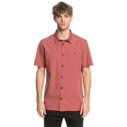 Quiksilver Taxer Wash Shirt - Apple Butter