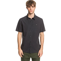 Quiksilver Taxer Wash Shirt - Black