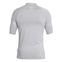 Quiksilver All Time Rash Vest - Sleet
