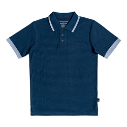 Quiksilver Kentin Polo Shirt - Majolica Blue