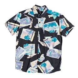 Quiksilver Vacancy Shirt - Black