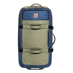 Quiksilver New Reach 100L Holdall - Burnt Olive