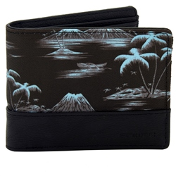 Animal Avalon Wallet - Black