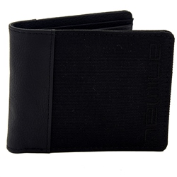 Animal Bills Wallet - Black