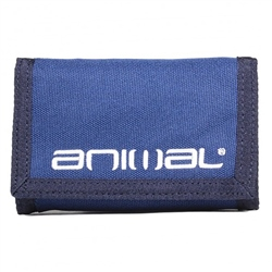 Animal Luzon Wallet - Indigo Blue