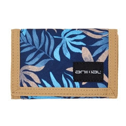 Animal Oahu Wallet - Indigo Blue