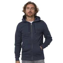 Animal Bourton Zipped Hood - Indigo Blue