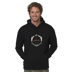 Animal Shores Hoody - Black