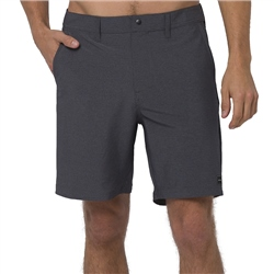 Animal Darwin Twill Walkshorts - Asphalt Grey