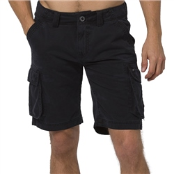 Animal Mazo Walkshorts - Black