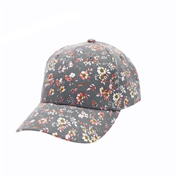 Animal Ablaze Cap - Raven Black