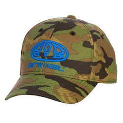 Animal Bibione Boys Cap - Camo