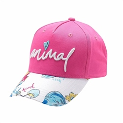 Animal Blossom Cap - Raspbery Rose Pink