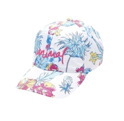 Animal Summertide Cap - White